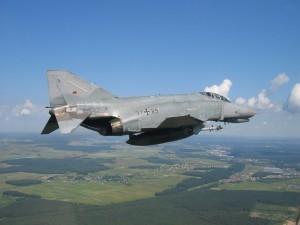 Caza bombardero de Macdonnell Douglas F-4 Phantom II