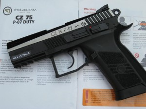 Airsoft CZ 75