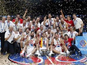 """España gana el """"EuroBasket 2015"""""""