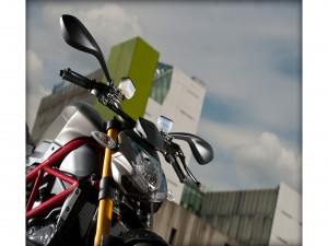 Una Ducati Streetfighter