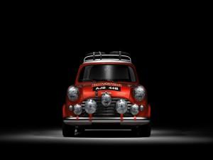 Morris Mini Cooper Rallye 1965