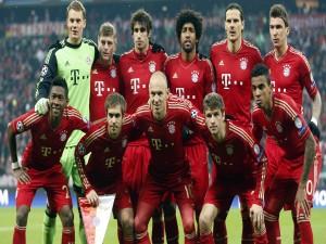 Jugadores del Bayern de Múnich (2013)