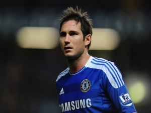 Frank Lampard, jugador del Chelsea F. C.