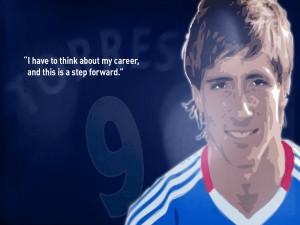 Fernando Torres con el Chelsea F. C.
