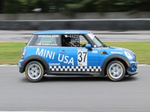 Mini Cooper Lime Rock Mini USA