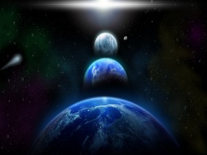 Fila de planetas