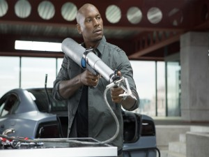 "Tyrese Gibson en ""Fast & Furious 6"""