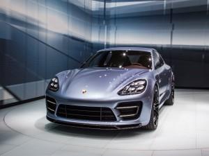 Un bonito Porsche Panamera Sport Turismo