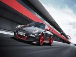 Porsche GT3 en un circuito