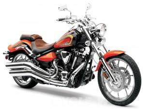 Yamaha Star Rider