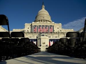 Banderas en el Capitolio de los Estados Unidos