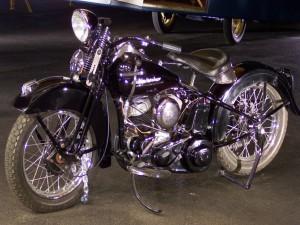 Una Harley-Davidson Classic