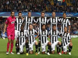 Jugadores de la Juventus (2013)