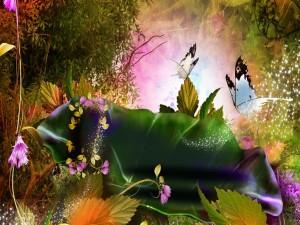 La belleza mágica de la naturaleza