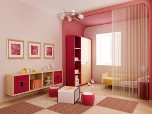 Bonito dormitorio infantil