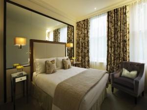 Bonita habitación de hotel