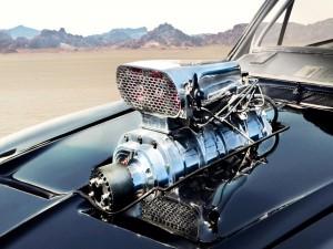 """Un coche de la película """"Fast & Furious 6"""""""