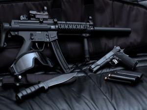 Varias armas