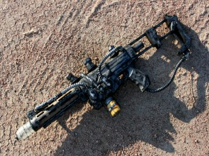 "Rifle de plasma ""Fallout"""