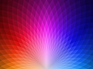 Colorido geométrico