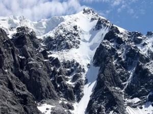 El Ortler (Alpes orientales, Italia)