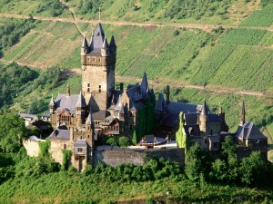 Castillo Reichsburg (Valle del Mosela, Alemania)