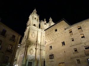 La Clecería y la Casa de las Conchas (Salamanca)