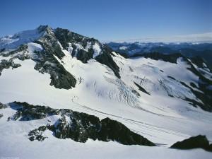 Glaciar en Alaska