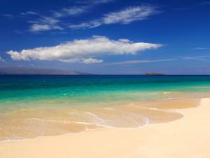 Bonita playa