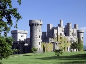Castillo Penrhyn (Gwynedd, Gales)