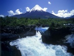 Volcán Osorno, Chile