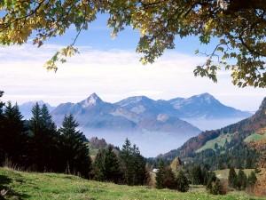 Puerto de montaña Ibergeregg (Suiza)