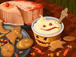 Comidas para disfrutar en Halloween