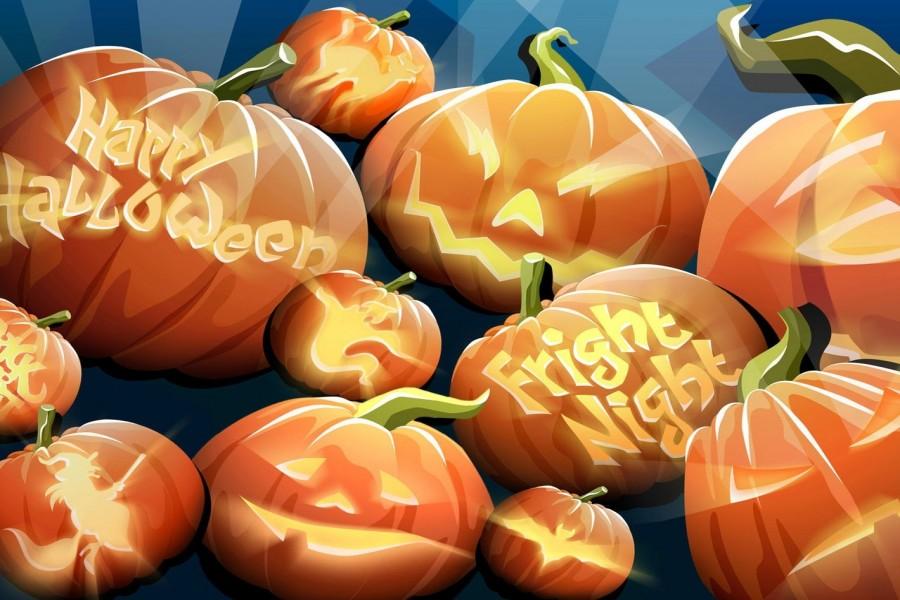 ¡Feliz noche de Halloween!