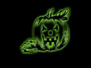 Divertida calabaza de Halloween