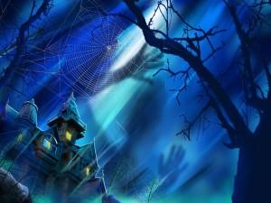 La tenebrosa noche de Halloween