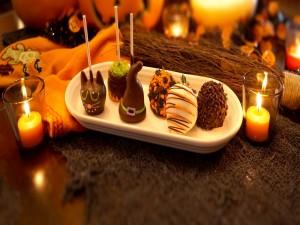Unos ricos dulces para festejar Halloween