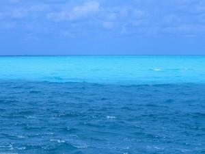 Los colores del mar