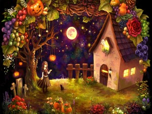 Diversión en Halloween