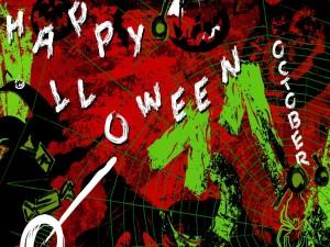 Happy Halloween (31 de octubre)