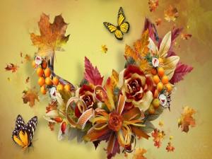 Vida en otoño