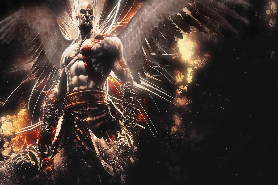 kratos protagonista de god of war 71264