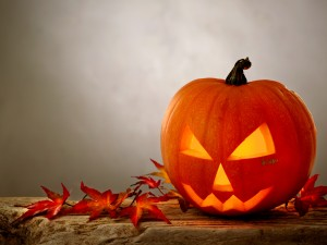 Calabaza para Halloween