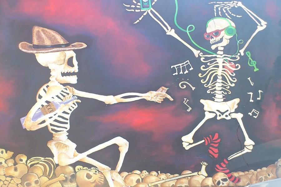 """Festejando El """"Día De Muertos"""" (71277"""