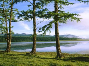 Lago Ubsugul (Mongolia)