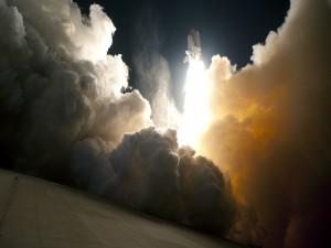 Transbordador espacial de la Nasa