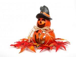 Calabazas para decorar en Halloween
