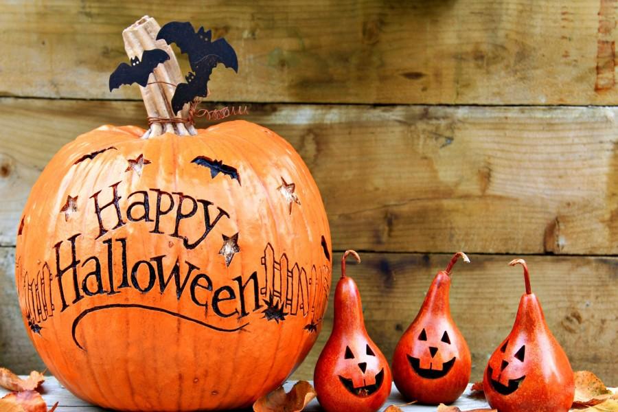 Calabazas decoradas para Halloween 71481