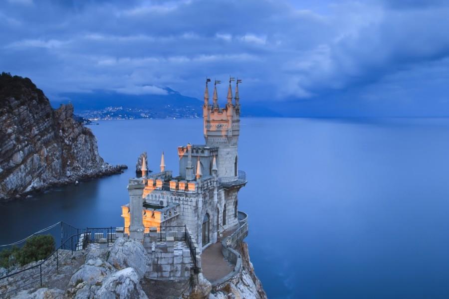 Nido de Golondrina (Yalta, Crimea)