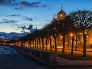 Calle de San Petersburgo, Rusia